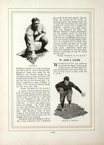 University of Detroit Yearbook Collection: The Red and White 1925