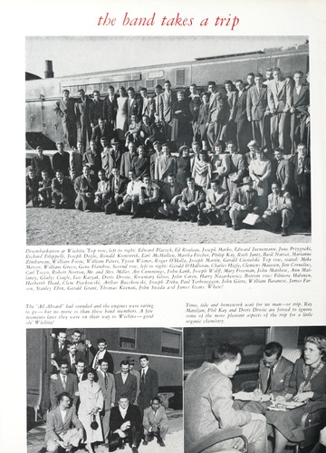 University of Detroit Yearbook Collection: Tower 50