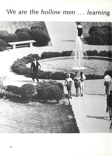 tower -- university of detroit 1968