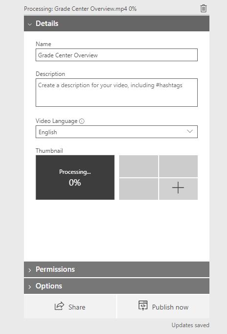 image of upload details box